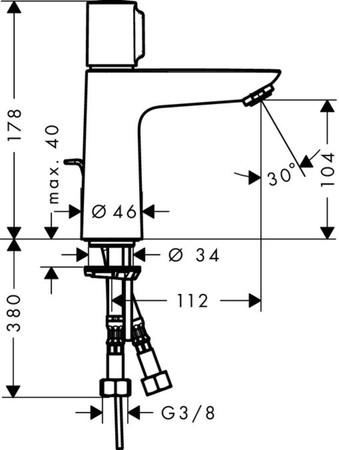 HGR 71750 TALIS SEL.E WT M/LEE