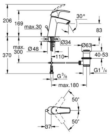 GRH 23322 EUROSM.WT ARM.CHR