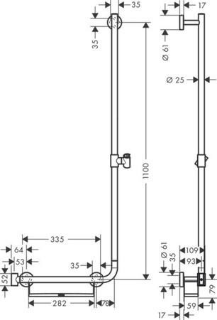 HGR 26404 UNICA BARRE COMF.B/C