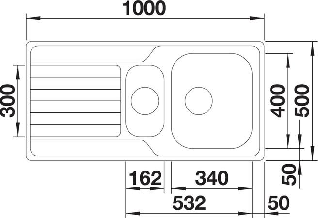 BLCO 523375 DINAS ÉV.1,5B RÉV