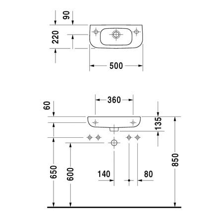 DRVT 070650 D-CODE L-M 50X22 D