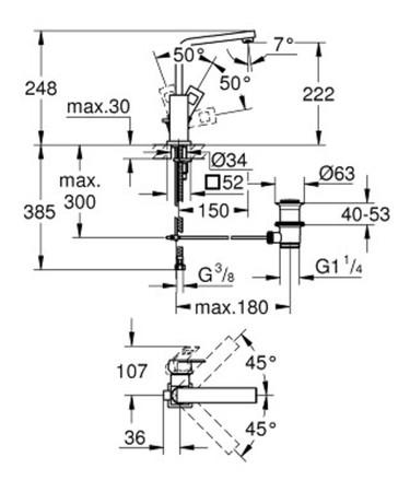 GRH 23135 EUROCUBE WTAR U-AUSL