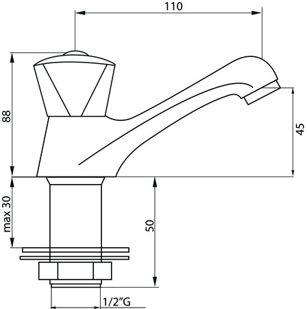 INTR RIGA KALTW.ARM.AUSL.L CH