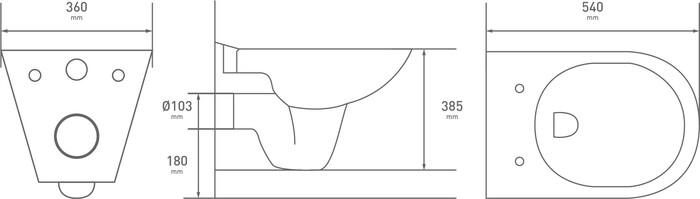 VMG ARTO CUV.SUSP.BLC S/ABATT