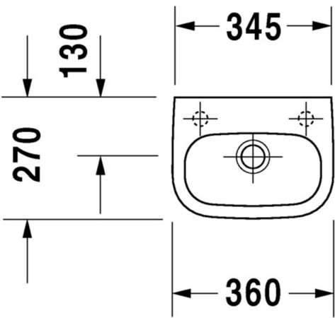 DRVT 070536 D-CODE HWB 36X27