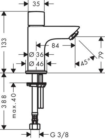HGR 71120 LOGIS ROB.SIMP.70 CH
