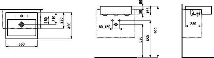 LAU 813432 LIV.WT HALBEINB.56