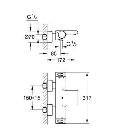 GRH 34174 GRHTH 2000 B/D THERM
