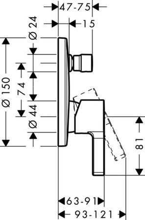 HGR 31465 METRIS S FER.WAN.CH