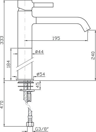 ZUC ZP6219 PAN WASCHT.ERH.