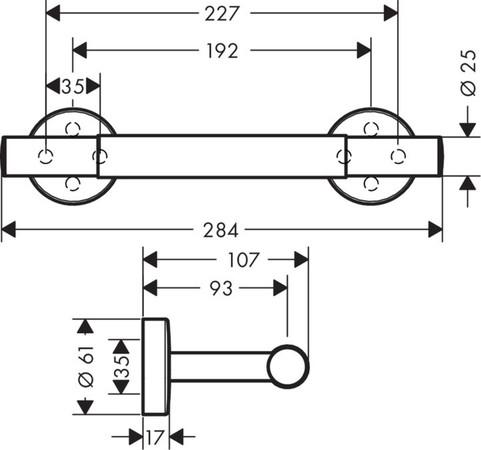 HGR 26329000 REPOSE-PIEDS COMF
