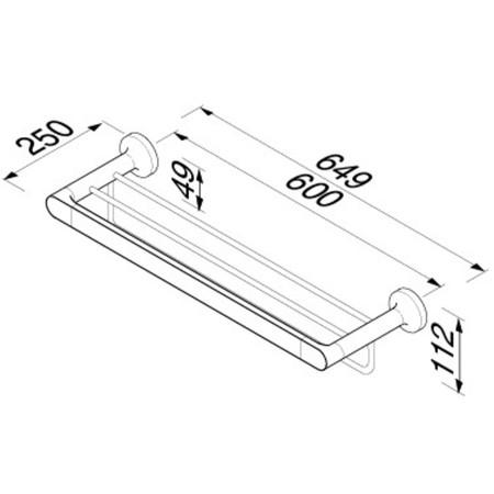 GSA TONE 7352-02 PLAT.SERV.60