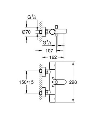 GRH 34215 GRHTH1000 COSM.M B/D