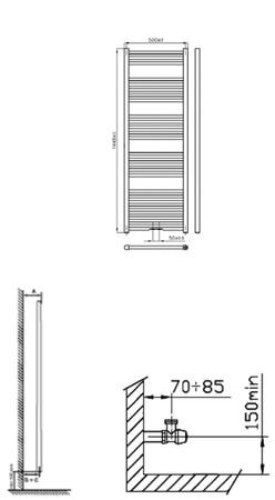 INTR BASIC 150/050 - BLANC
