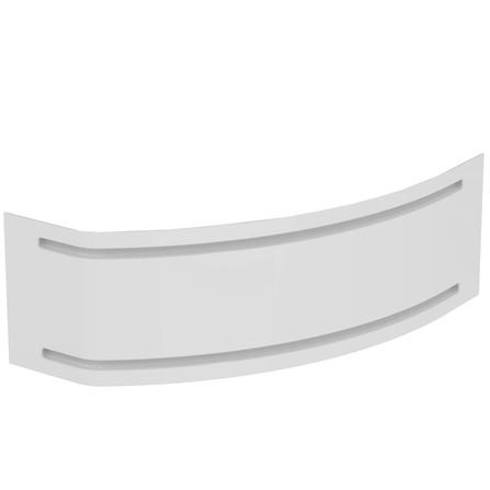 Van Marcke Origine - Hermes - paneel voor hoekbad - met fixatieset