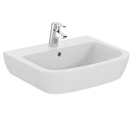 IS BETWEEN LAVABO 60X49,5 BL