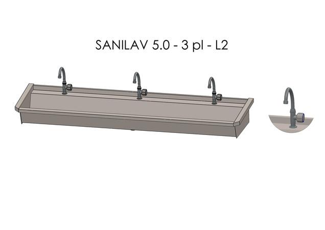 WASTROG SANILAV 5.0-3-L2