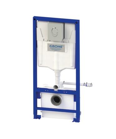 Watermatic - Waterwall - Grohe inbouw-element