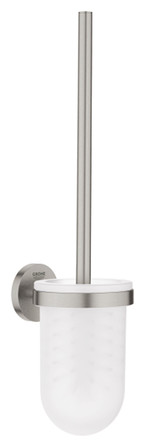 Grohe - Essentials - porte-brosse WC - montage mural