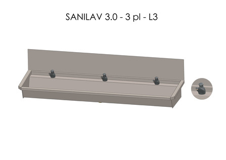 Intersan - Sanilav 3.0 - auge