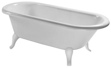 Villeroy & Boch - Hommage - baignoire indépendante - duo