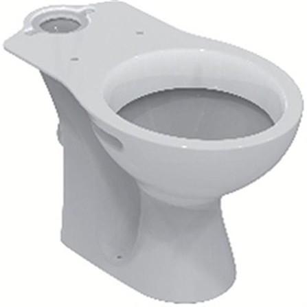POR E902701 ULYSSE WC H18 WIT