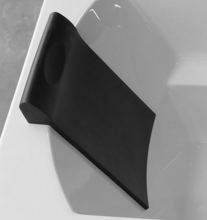 Bado - coussin de bain Comfort - noir