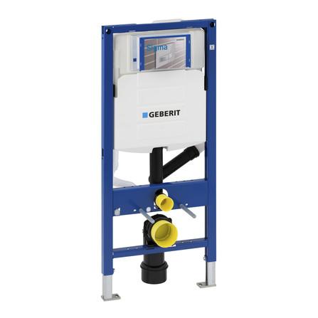 Geberit - Duofresh - élément de montage - avec raccordement pour extraction - filtration de l'air