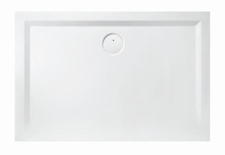 Hoesch - Muna - receveur de douche - avec anti-dérapant