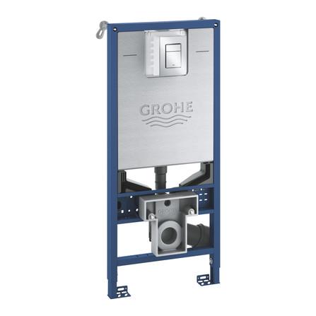 Grohe - Rapid SLX - élément à encastrer pour WC - avec plaque de commande