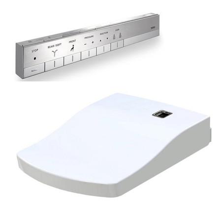 Toto - Neorest EW 2.0 - siège de WC - télécommande incluse