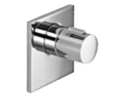 Dornbracht - MEM - set de finition xTool pour thermostat à encastrer MEM