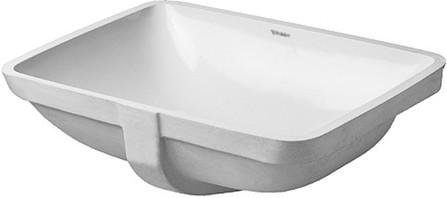 Duravit - Starck 3 - lavabo à encastrer