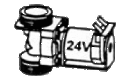 Mepa - vanne magnétique