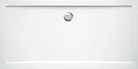 intro - ESQU - receveur de douche - rectangulaire 90 cm - nu