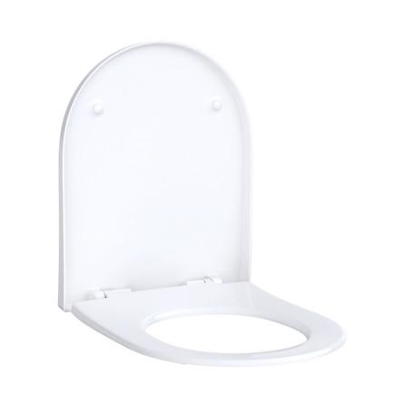 Geberit - Acanto - WC-zitting - antibaterieel - Quick release en softclose