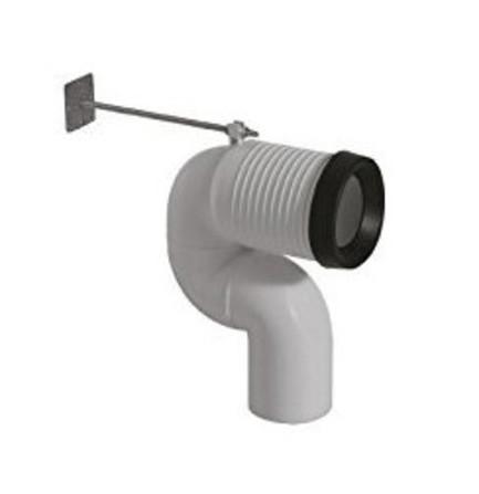 Ideal Standard - aansluitbocht staand WC