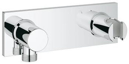 Grohe - Grohtherm - Grohtherm F - support mural de douche