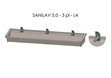Intersan - Sanilav 5.0 - auge