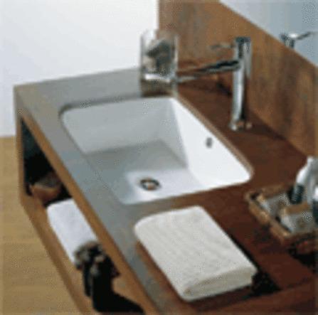 Van Marcke Origine - Nami - lavabo à sous-encastrer