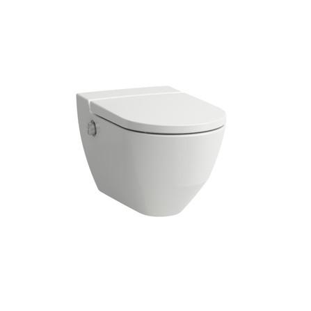Laufen - Navia - douche wc - mat wit