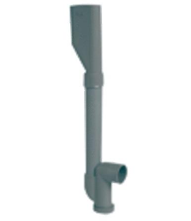 Nicoll - siphon double pour machine à laver