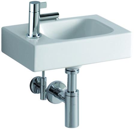 Geberit - iCon - handwasbakje - met kraangat links