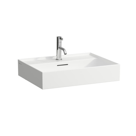 Laufen - Kartell - lavabo à poser - rectangulaire