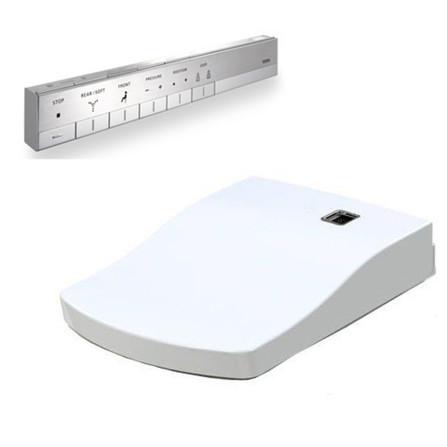 Toto - Neorest AC 2.0 - siège de WC - télécommande incluse
