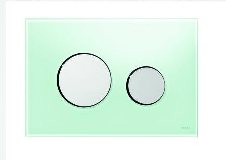 Tece - TeceLoop - verre - 2 touches