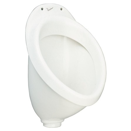 Porcher - urinoir pour flush apparent