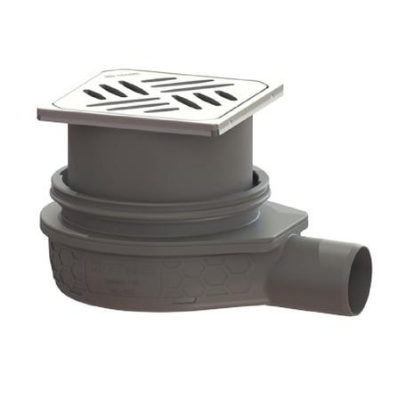 Kessel - Ultravlakke 79 - horizontale vloerafvoer