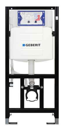 GEB UP320 WC ELEMENT 1-D ZWART