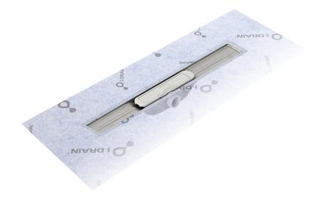I-Drain - Pro Linear 54 - caniveau de douche sans grille